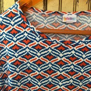 ⭐️RARE 🌟 LuLaRoe UF back to school shirt XS